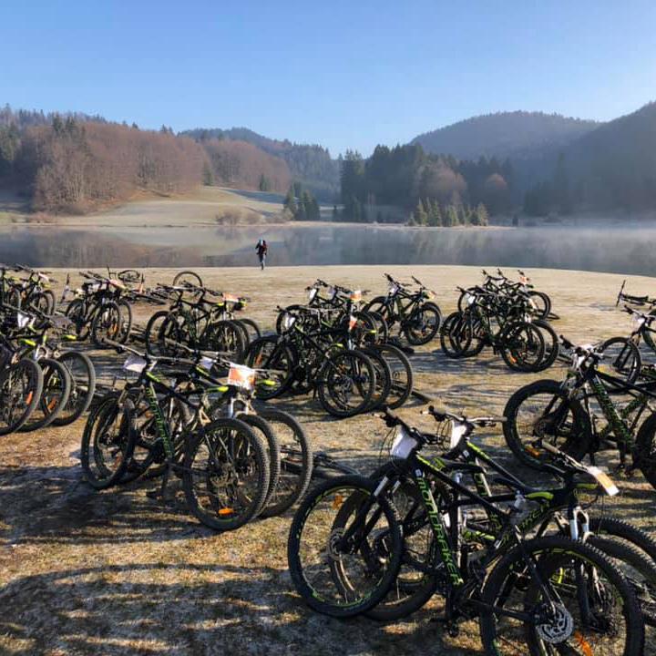 Cyclo Trott Groupes